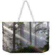 Lightbeams Weekender Tote Bag