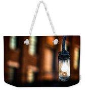 Lightbulb Bates Mill #5 Weekender Tote Bag