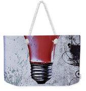 Lightbulb Weekender Tote Bag