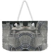 Lighted Coils Weekender Tote Bag