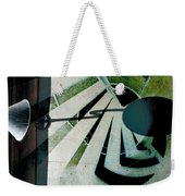 Lightened Stairs That Found Weekender Tote Bag
