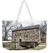 Lightfoot Mill At Anselma Chester County Weekender Tote Bag