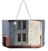 Lighthouse 1 Weekender Tote Bag
