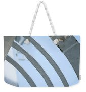 Lighthouse Abstract Weekender Tote Bag