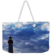 Lighthouse At Cape May Nj Weekender Tote Bag