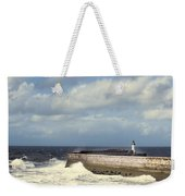 Lighthouse At Whitehaven Weekender Tote Bag