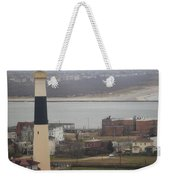 Lighthouse - Atlantic City Weekender Tote Bag
