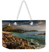 Lighthouse Bay Weekender Tote Bag