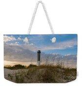 Lighthouse Dunes Weekender Tote Bag