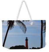 Lighthouse From Afar Weekender Tote Bag