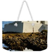 Lighthouse Weekender Tote Bag by Marco Oliveira