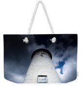 Lighthouse On Boblo Island Weekender Tote Bag