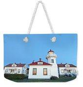 Lighthouse Weekender Tote Bag