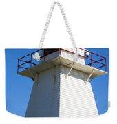 Lighthouse Pei Weekender Tote Bag