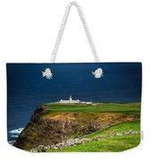 Lighthouse Ponta Do Albernaz Weekender Tote Bag