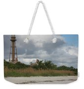 Sanibel Island Light Weekender Tote Bag