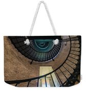 Lighthouse Stairs Weekender Tote Bag