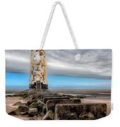 Lighthouse Steps Weekender Tote Bag by Adrian Evans