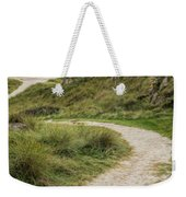Lighthouse Trail Weekender Tote Bag by Adrian Evans