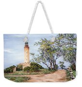 Lighthouse Weekender Tote Bag by Victor Collector