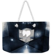 Lighting In Cube Weekender Tote Bag
