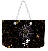 Lighting Up The Sky Weekender Tote Bag