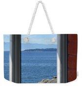 Lightkeepers View Weekender Tote Bag