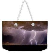 Lightning 11 Weekender Tote Bag
