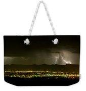 Lightning 2 Weekender Tote Bag