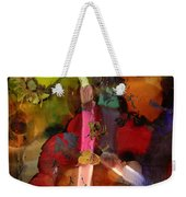 Lightning Angel Weekender Tote Bag