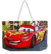 Lightning Mcqueen Weekender Tote Bag
