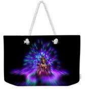 Lightpainting Tara Weekender Tote Bag