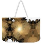Lights 3 Weekender Tote Bag