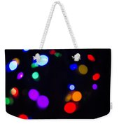 Lights Weekender Tote Bag