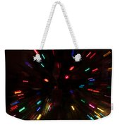 Lights In Motion Weekender Tote Bag