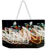 Lights In The Wind I Weekender Tote Bag
