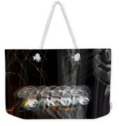 lights 'IV Weekender Tote Bag