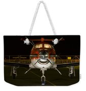 Lights On Weekender Tote Bag