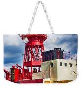 Lightship Lv15 Trinity Weekender Tote Bag