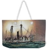 Lightship Swiftsure Weekender Tote Bag