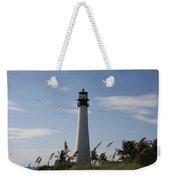 Ligthouse - Key Biscayne Weekender Tote Bag