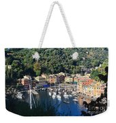 Liguria - Portofino Weekender Tote Bag