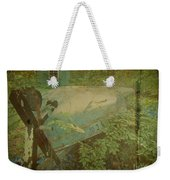 Like A Fish Out Of Water Weekender Tote Bag