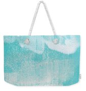 Like A Prayer- Abstract Painting Weekender Tote Bag by Linda Woods