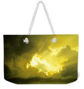 Like A Voice Through The Clouds Weekender Tote Bag