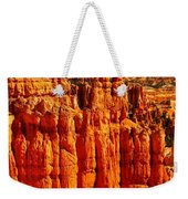 Like Castles From The Sand Weekender Tote Bag