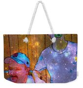 Like Father Like Son 2 Weekender Tote Bag