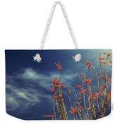 Like Flying Amongst The Clouds Weekender Tote Bag