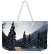 Like Powdered Sugar Weekender Tote Bag