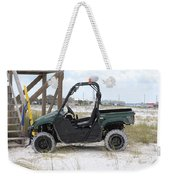 Lil Beach Jeep Weekender Tote Bag